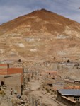 Potosí a Cerro Rico