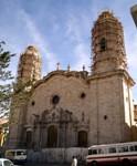 Katedrála v historickom jadre Potosí