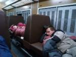 Vo vlaku do Uyuni