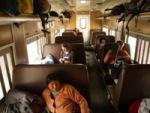 Vlak do Bolívie